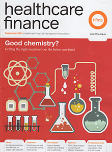Healthcare Finance cover