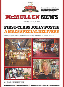 McMullen News magazine